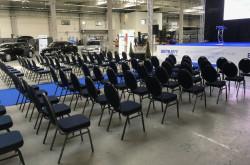Židle polstrované